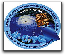 NASA NOAA patch