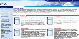 NSR homepage