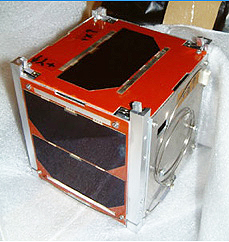 UWE satellite