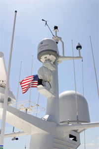 KVH 60cm Antenna