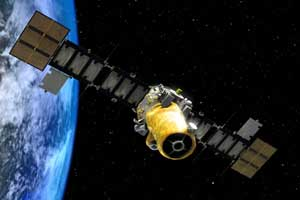 TacSat2 in Orbit