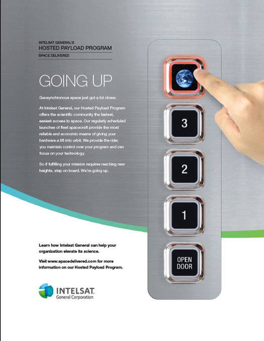 Intelsat General ad SM Dec09
