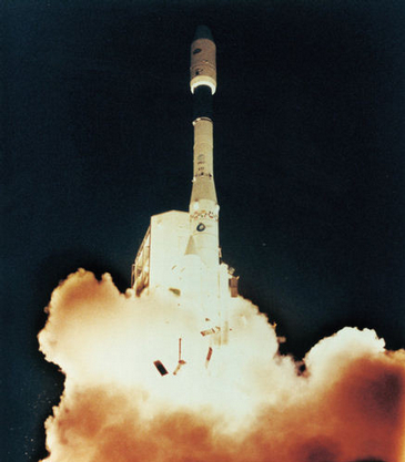 Astra 1A launch