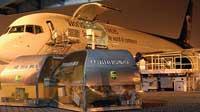 UPS Loading DockUPS Loading Aircraft