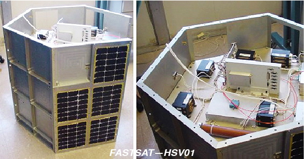 FASTSAT satellite
