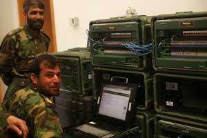 PacStar Afgan Army