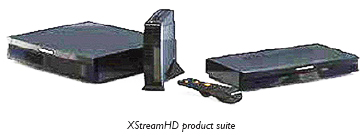 XStreamHD suite