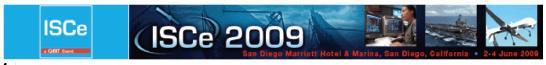ISCe 2009 banner