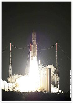 Arianespace Ariane 5 launch
