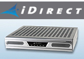 iDirect router