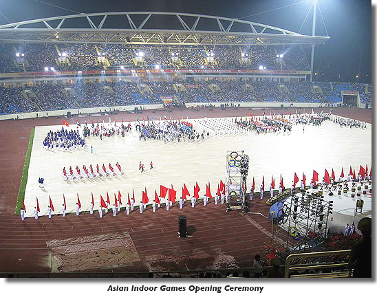 Asian IG opening ceremony