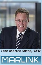 Olsen + Marlink logo