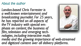 Forrester about author