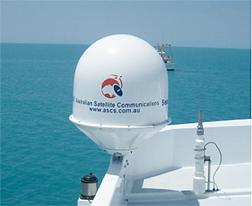ASC Cobham antenna