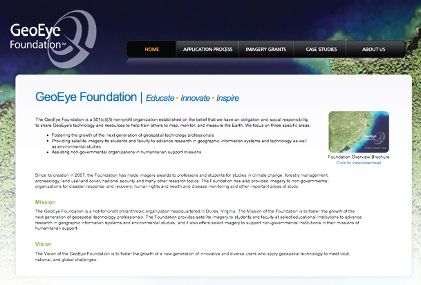 geoeye foundation g sm 070810
