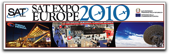 Sat Expo EUROPE banner