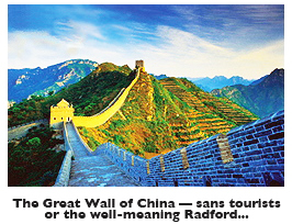 Great Wall of China web