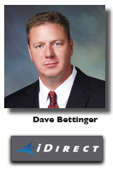Bettinger photo + logo