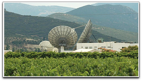 Nemea Earth station