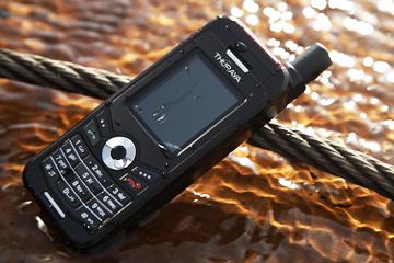 Thuraya phone