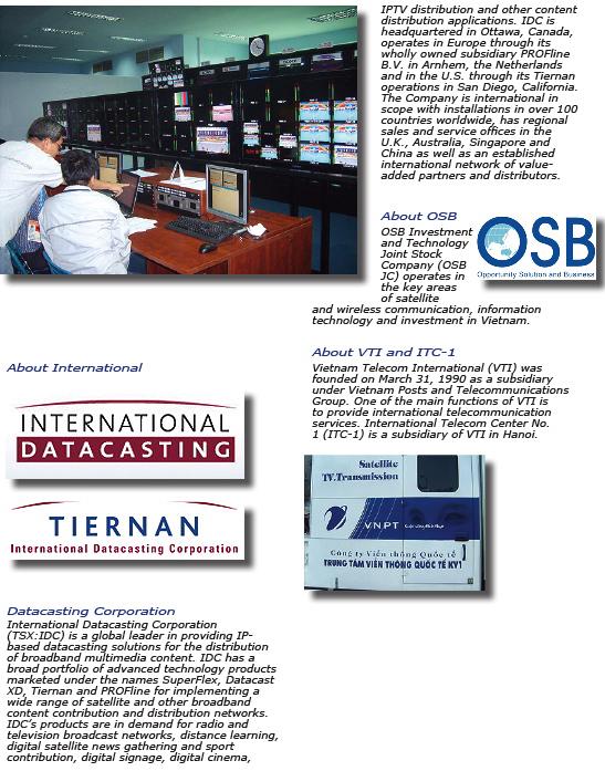 IDC last page