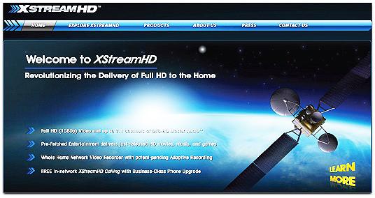 XStreamHD banner