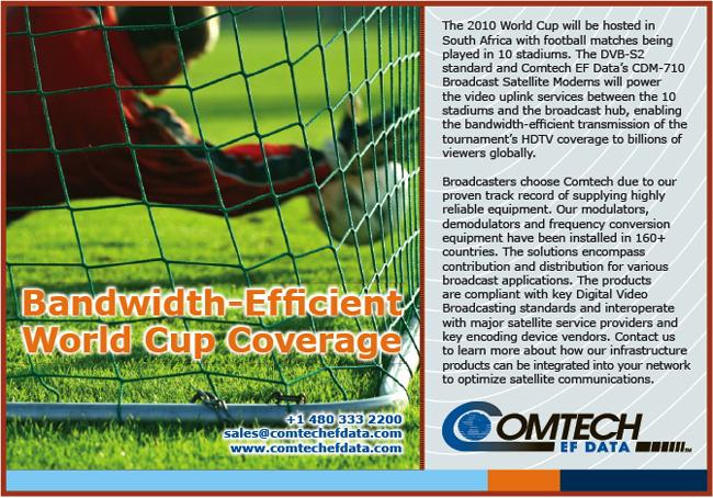 Comtech Ad SM Nov09