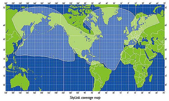 SkyLink cov map