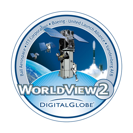 WorldView 2 logo