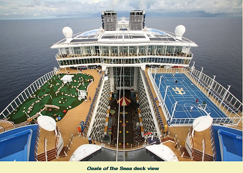 SatMagazine - Cell phone service on cruise ships