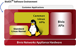 Bivio Software Environment