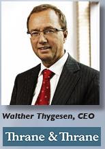 Thygesen + T&T logo