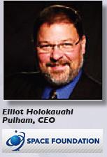 Pulham + SpaceFound logo