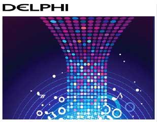 DELPHI graphic