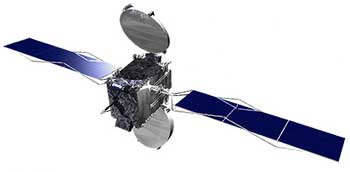 Horizons 2 Satellite