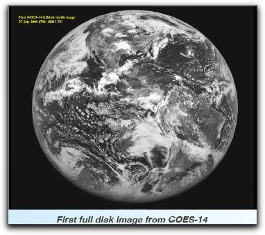 GOES-14 image