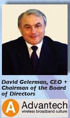 Gelerman + Advantech logo