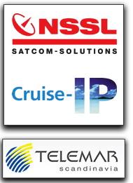 NSSL + Telemar logos