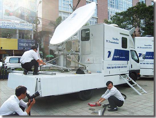 VPNT SNG truck