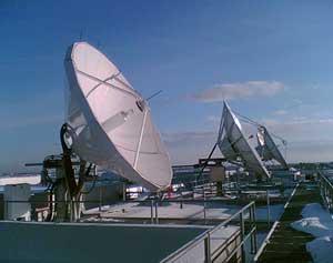 Hiltron DVB-S Uplink