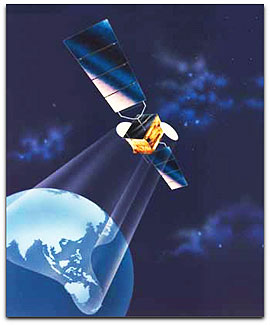 AsiaSat-2 satellite