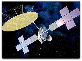 ICO-G1 satellite