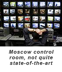 Moscow Control Room